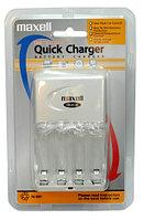 Maxell MBC-Q4MH(J) MSP B зарядное устройство для аккумуляторв АА и ААА в комплекте с аккумуляторами