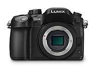 Panasonic DMC-GH4EE-K системный фотоаппарат Body, фото 1