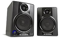 M-Audio AV40 студийные мониторы