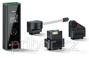 Лазерный дальномер (20 м) Bosch Zamo III набор Премиум. Внесен в реестр СИ РК.