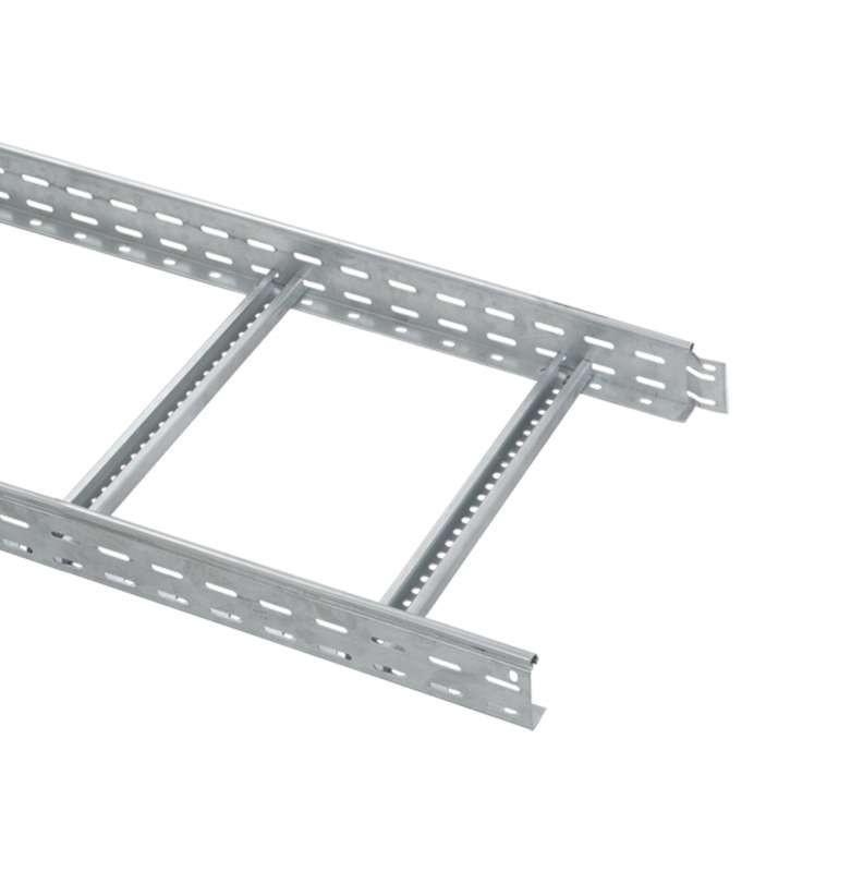 Лоток лестничный 80×400×3000, 1,2 mm