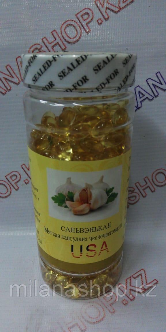 Капсулы - Garlic ( Чеснок )