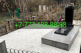 Облагораживание могилы, фото 3