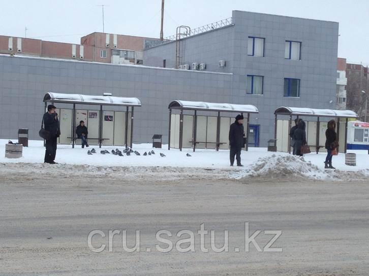 Муканова - Автостанция 1,2,3