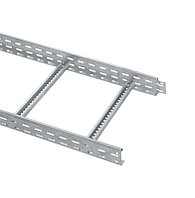 Лоток лестничный 100×400×3000, 1,2 мм