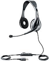 Проводная гарнитура Jabra UC Voice 150 Duo (1599-829-209), фото 1