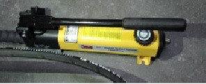 Гидравлический пресс  инструмента для монтажа 25 парных модулей (запасная часть), фото 2