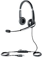 Проводная гарнитура Jabra UC Voice 550 MS Duo (5599-823-109), фото 1