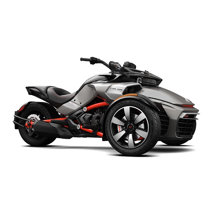 Родстер BRP Can-Am SPYDER F3 SE6 S МАГНЕЗИУМ