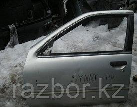 Дверь левая передняя Nissan Sunny
