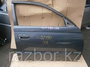 Дверь правая передняя Toyota Corona