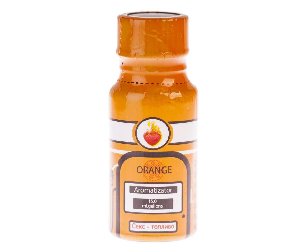 Попперс Orange 15 мл. (с ароматом цитрусов)