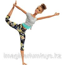 Кукла Барби Безграничные движения Йога брюнетка