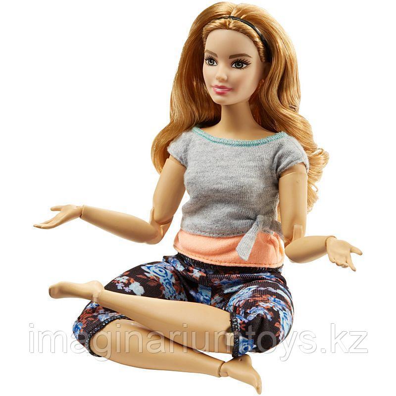 Кукла Барби Безграничные движения Йога пышная