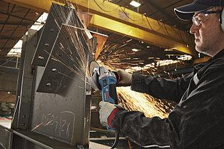 Угловая шлифмашина BOSCH GWS 19-150 CI Professional 060179R002, фото 2