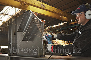 Угловая шлифмашина BOSCH GWS 19-150 CI Professional 060179R002, фото 3