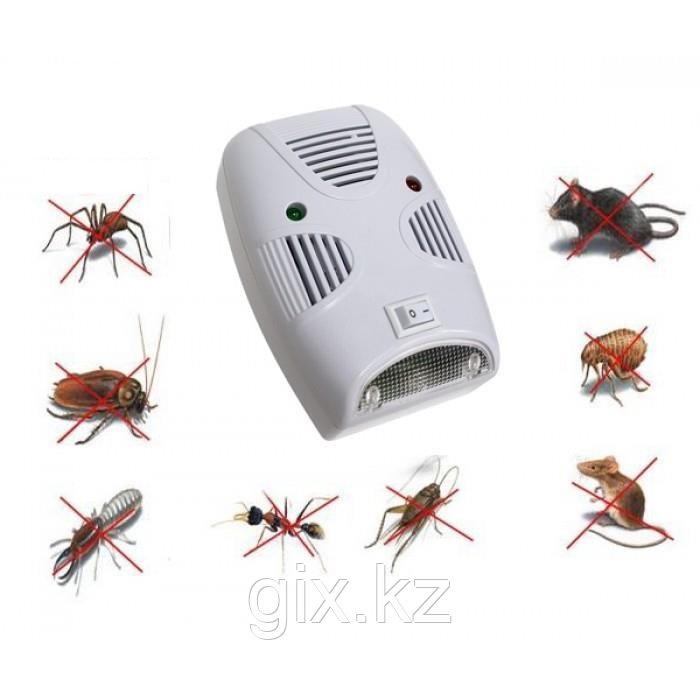 Отпугиватель насекомых и грызунов ультразвуковой Pest Repelling Aid