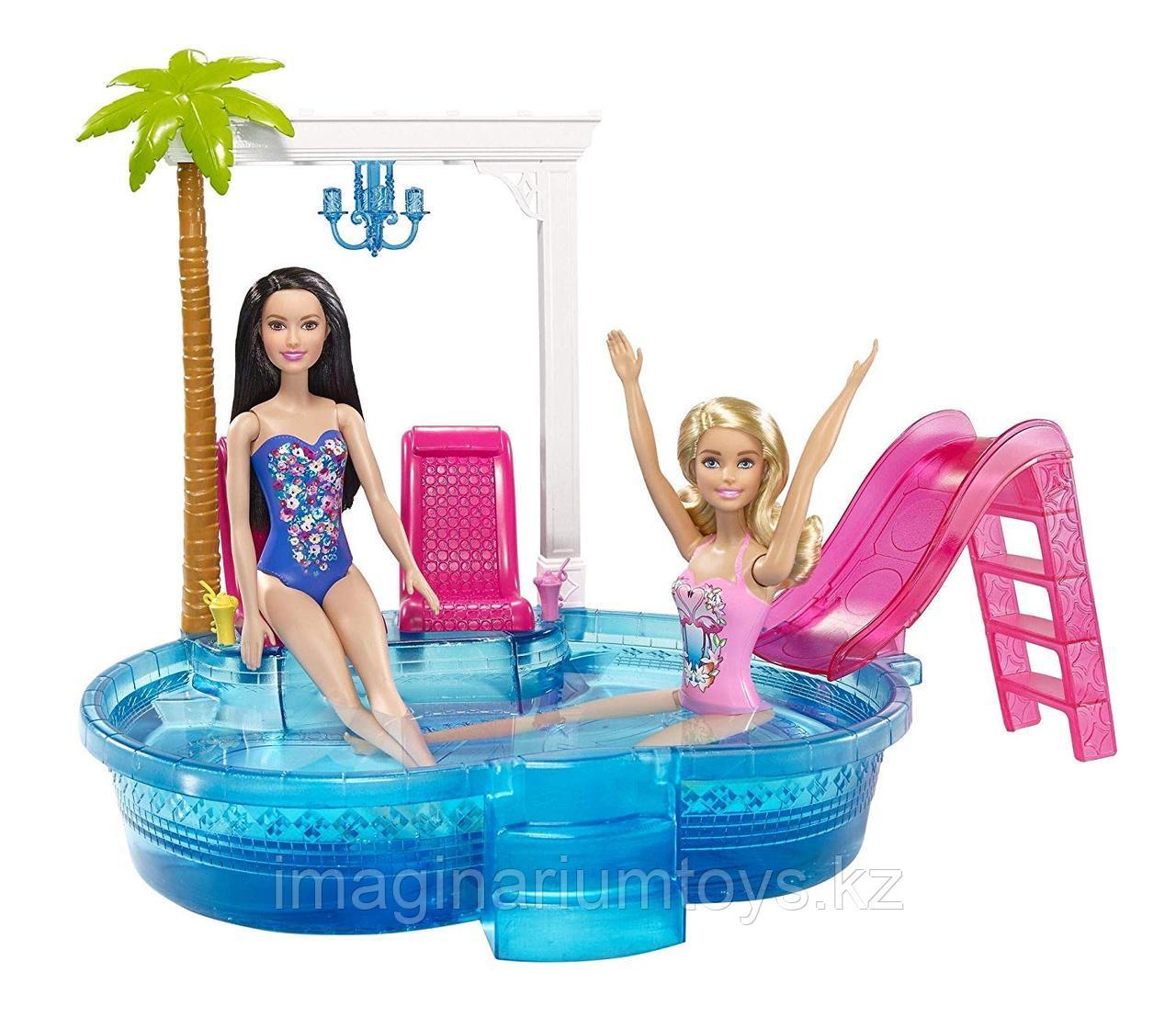 Игровой набор Бассейн для Барби