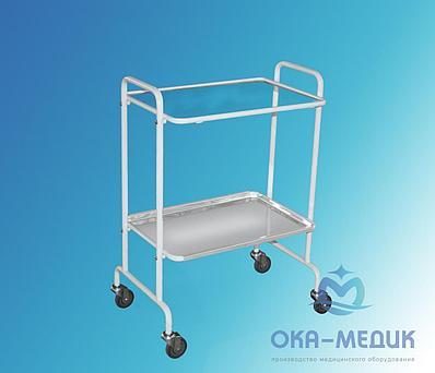 Столик медицинский инструментальный СМи-5 Ока-Медик