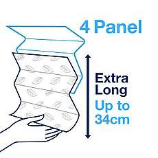 Tork Xpress® листовые полотенца сложения Multifold мягкие 100288, фото 3