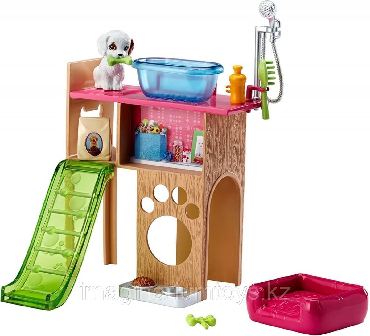 Игровой набор Barbie Барби Уголок домашнего питомца