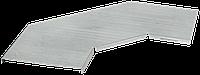 Крышка поворота лестничного 90град осн. 400мм R300 IEK