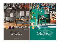 """Блокнот ArtSpace """"Офис. Modern style"""" на спирали, А5, 60 листов в клетку, твердая подложка"""