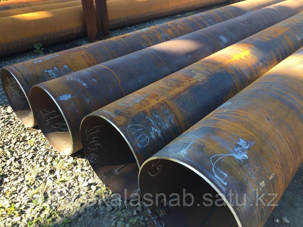 Труба стальная электросварная 630 х 8,0