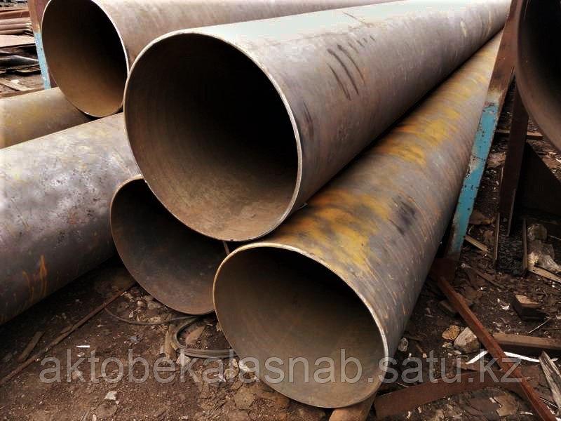 Труба стальная электросварная 530 х 8,0