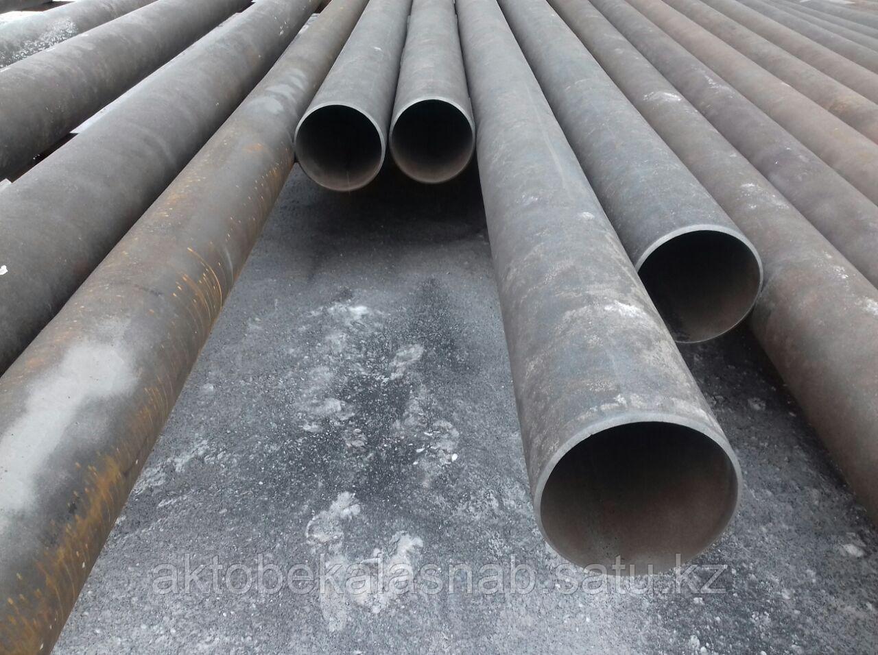 Труба стальная электросварная 377 х 7,0