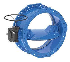 Затвор  AVK дисковый поворотный с двойным эксцентриком DN 1000 PN 10/16