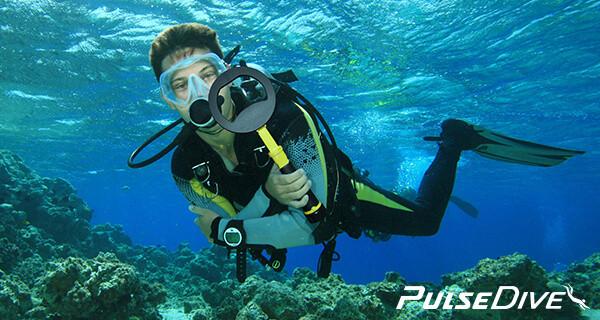 PULSEDIVE Подводное плавание под морем