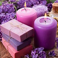 Изготовление свечей, мыла и ко...