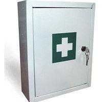 Шкаф для хранения мед.препаратов ФАМ-2 (256х307х155)