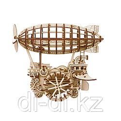 Деревянный 3D конструктор Robotime Дирижабль
