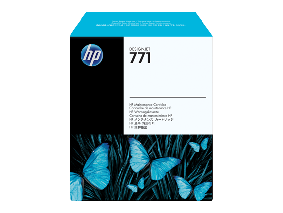 Картридж для обслуживания HP CH644A (771)