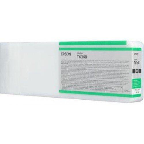 Картридж струйный Epson C13T636B00 Green