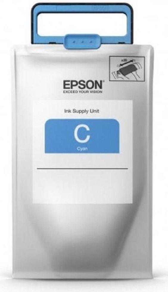 Картридж струйный Epson C13T839240 Cyan