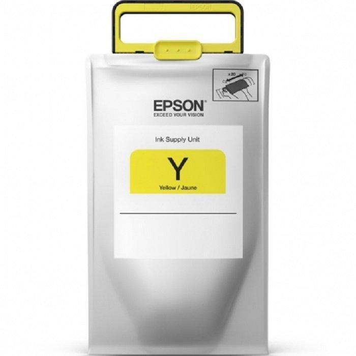 Картридж струйный Epson C13T839440 Yellow