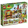 10906 Lego Duplo Тропический остров, Лего Дупло, фото 2