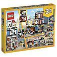 31097 Lego Creator Зоомагазин и кафе в центре Cityа, Лего Криэйтор, фото 2