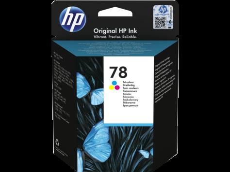 Картридж струйный HP C6578D (№78) Color