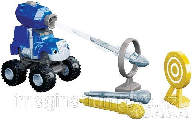 """Вспыш и чудо-машинки"" Cannon Blast Crusher"