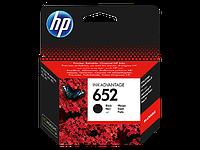 Картридж струйный HP F6V25AE (№652) Black
