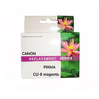 Картридж струйный Jet Tek для Canon CLI-8 Magenta