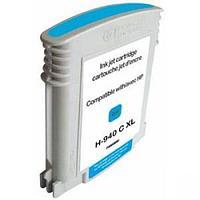 Картридж струйный JET TEK для HP C4907AE (№940XL) Cyan