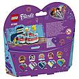 41386 Lego Friends Летняя шкатулка-сердечко для Стефани, Лего Подружки, фото 2