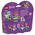 41387 Lego Friends Летняя шкатулка-сердечко для Оливии, Лего Подружки, фото 2
