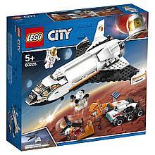 60226 Lego City Шаттл для исследований Марса, Лего Город Сити