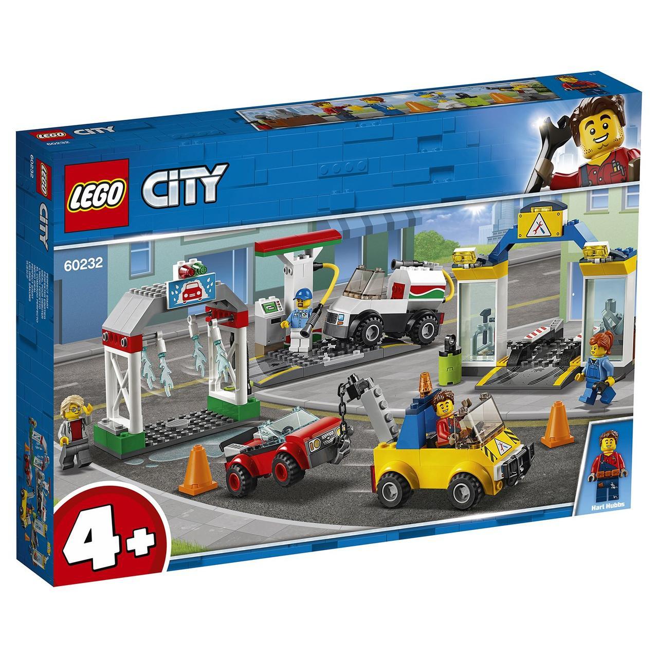60232 Lego City Автостоянка, Лего Город Сити